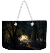 Forest Path Near Spandau Weekender Tote Bag