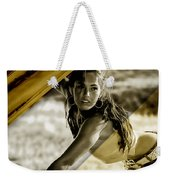 Megan Fox Collection Weekender Tote Bag