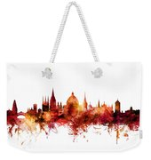 Oxford England Skyline Weekender Tote Bag