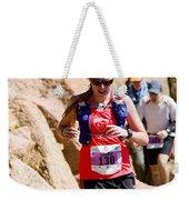 Pikes Peak Marathon And Ascent Weekender Tote Bag