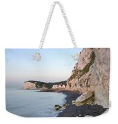 Sunrise At The White Cliffs Of Dover Weekender Tote Bag