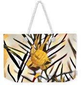 Swan Plant Weekender Tote Bag
