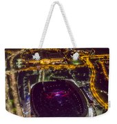 The Grateful Dead At Soldier Field Aerial Photo Weekender Tote Bag