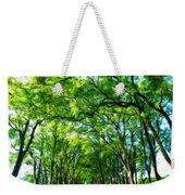 Nature Art Original Landscape Paintings Weekender Tote Bag