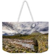 A Landscape Nature Weekender Tote Bag