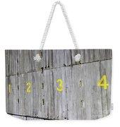 1234 Weekender Tote Bag