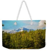 Landscape Paintings Canvas Prints Nature Art  Weekender Tote Bag