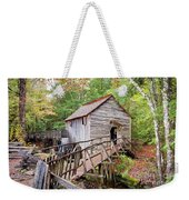 1267 Great Smoky Mountain Cable Mill Weekender Tote Bag