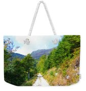 Nature Oil Painting Landscape Images Weekender Tote Bag