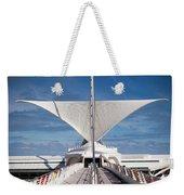 1273 Milwaukee Museum Of Art Weekender Tote Bag