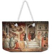 12dispu Fra Filippo Lippi Weekender Tote Bag