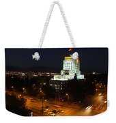 12th And Cambie 1 Weekender Tote Bag
