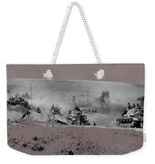 12th Panzer Division On The Move To Stalingrad August 1942 Color Added 2016 Weekender Tote Bag