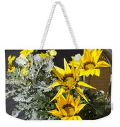 ,, Flowers ,, Weekender Tote Bag