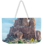 Arches National Park  Moab  Utah  Usa Weekender Tote Bag