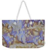13. Cascade Brown Glaze Painting Weekender Tote Bag