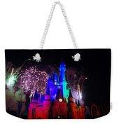 Cinderella Castle Weekender Tote Bag