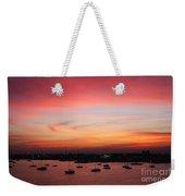 13- Crimson Dream Weekender Tote Bag