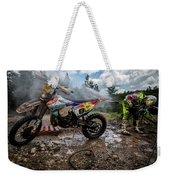 Enduro Race  Weekender Tote Bag