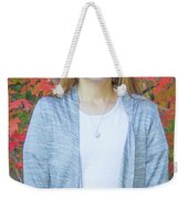 Family Pictures Weekender Tote Bag