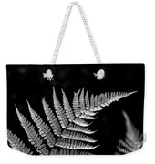 Fern Close-up  Weekender Tote Bag