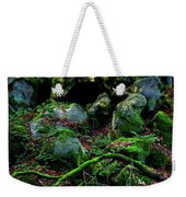 Fontainebleau Forest Weekender Tote Bag
