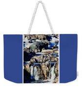 Great Falls Of The Potomac Weekender Tote Bag
