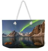 Hamnoy Lofoten - Norway Weekender Tote Bag