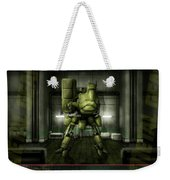 Metal Gear Weekender Tote Bag