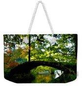 Nature Scene Weekender Tote Bag