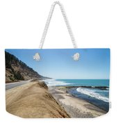 Pacific Ocean Big Sur Coatal Beaches And Landscapes Weekender Tote Bag