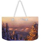 Oil Paintings Art Landscape Nature Weekender Tote Bag