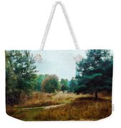 Nature Landscape Wall Art Weekender Tote Bag
