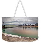 1323 A View From The Breakwall Weekender Tote Bag