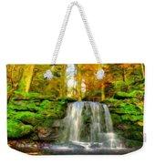 Nature Landscape Graphics Weekender Tote Bag