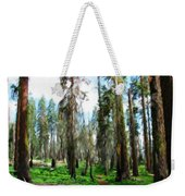 Nature Landscape Nature Weekender Tote Bag