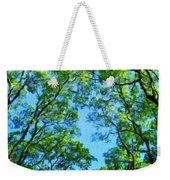 Landscape Nature Scene Weekender Tote Bag