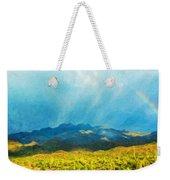 Nature New Landscape Weekender Tote Bag