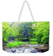 Nature Landscape Artwork Weekender Tote Bag