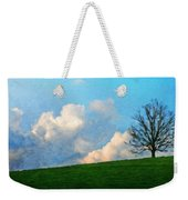 Nature Landscape Painting Weekender Tote Bag