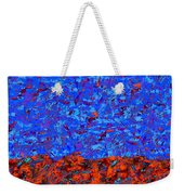 1380 Abstract Thought Weekender Tote Bag