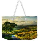 Nature Landscape Jobs Weekender Tote Bag
