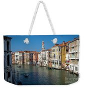 1399 Venice Grand Canal Weekender Tote Bag