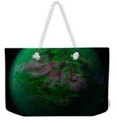 Abstract Planet Weekender Tote Bag