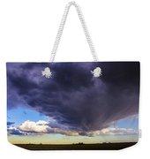Afternoon Nebraska Thunderstorm Weekender Tote Bag