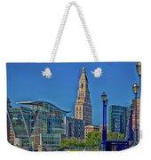 Downtown Hartford Weekender Tote Bag