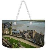 Le Mont Saint Michel Weekender Tote Bag