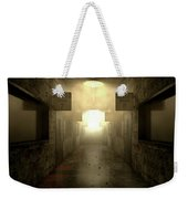 Mental Asylum Haunted Weekender Tote Bag