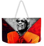 Ray Charles Collection Weekender Tote Bag