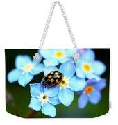 14 Spot Ladybird Weekender Tote Bag